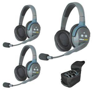 Eartec UL3D HD Sistema para 3 personas