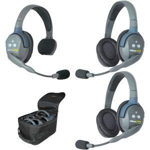 Eartec UL312 HD Sistema para 3 personas