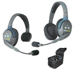Eartec UL2SD-HD Sistema Básico 2 personas