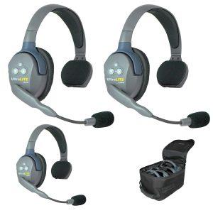Eartec UL3S HD Sistema para 3 personas