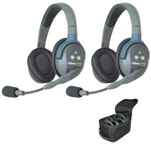 Eartec UL2D-HD Sistema Básico 2 personas