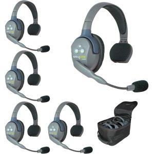 Eartec UL5S HD Sistema para 5 Personas