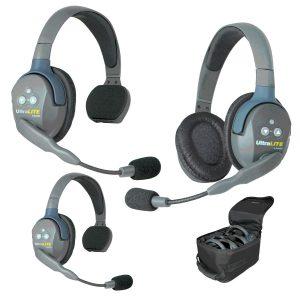 Eartec UL321 HD Sistema para 3 personas