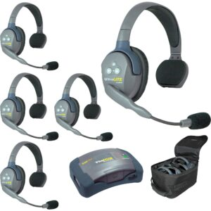 Eartec HUB5S-HD Sistema con HUB para 5 personas