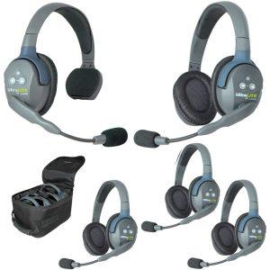 Eartec UL514 HD Sistema para 5 Personas
